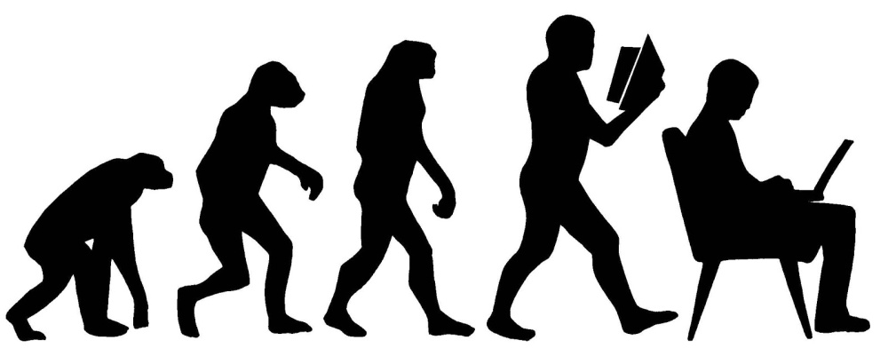 PERUBAHAN evolusi